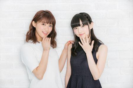 声優・茜屋日海夏と田中美海の『プリパラ』真中姉妹対談 - のんの一番身近なアイドルはらぁらだから