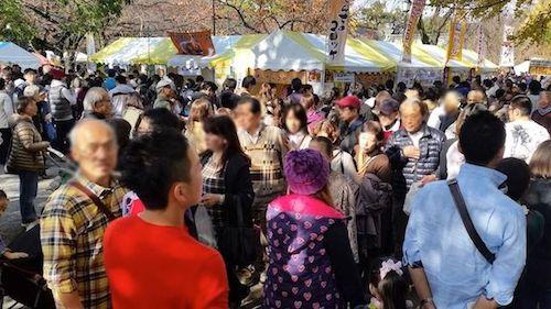 日本経済もアゲアゲに! 「コロッケフェス」に全国35団体のコロッケ集結