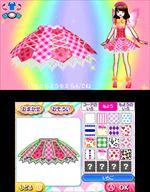 3DS『プリパラ めざめよ!女神のドレスデザイン』が発売 - 作成したオリジナルコーデはお店でプリチケに、デザインは1億通り以上