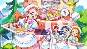 キラキラ☆プリキュアアラモードの画像 p1_3