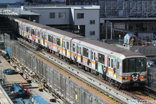 東京メトロ銀座線01系、3/10引退...