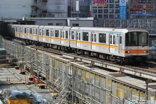 東京メトロ銀座線01系引退、3/12ラストラン - 鉄道ファン限定イベント ...