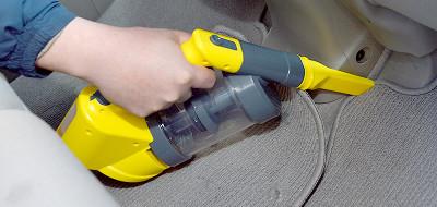 水が吸える掃除機 スイトリーナー