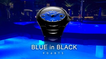 e60351cdd9 GSX WATCHのフラッグシップモデル「GSX900」シリーズから、約10年振りの新しいライン、機械式(自動巻き)「GSX906」の新色が登場する。4月上旬の発売予定で、限定100  ...