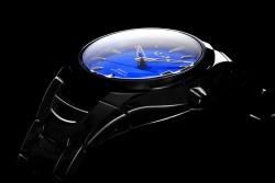 3e4a6b75bf GSX WATCH、独特の黒と青を表現した機械式時計「GSX906BTS」   マイナビ ...