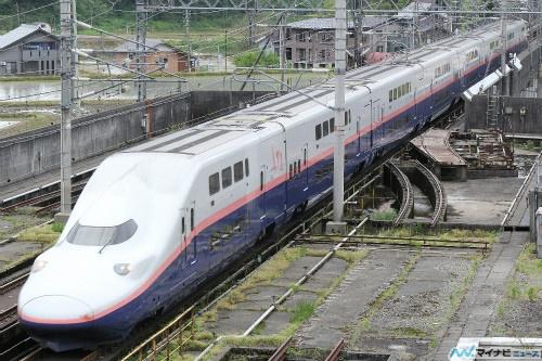 JR東日本、上越新幹線E4系が引退...