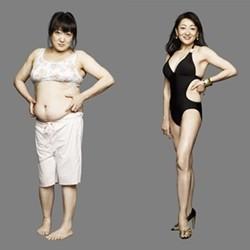 エド・はるみ、,18kgの美ボディ披露! ダイエット成功で驚きの変貌