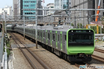JR東日本、山手線E235系量産車は...