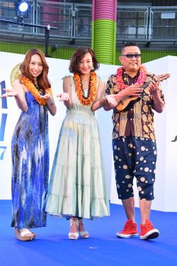西山茉希、ハワイのパワースポッ...