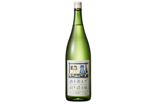 「酒を売る犬 酒を造る猫」って何!? 新潟の歴史ある酒蔵の愛ある計らい
