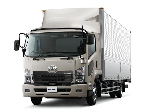 UDトラックス、新型中型トラック「コンドル」発売 - 新排出ガス規制に適合