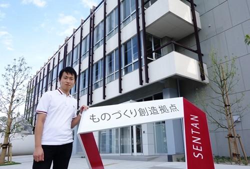日本発の空飛ぶクルマの開発活動