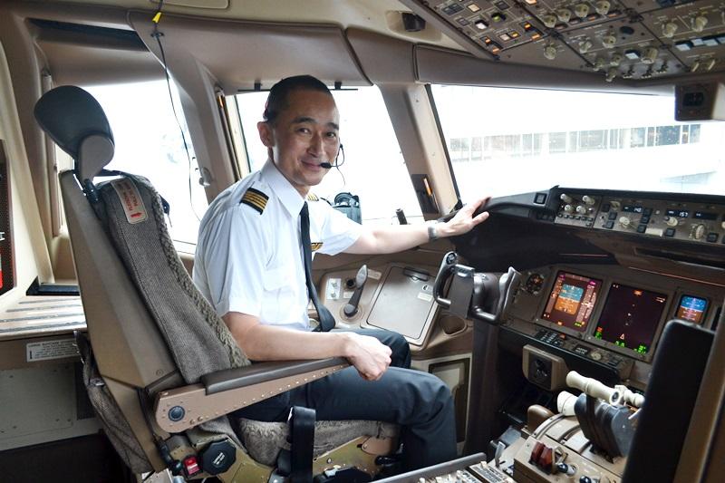 「機長の1日」をJALの現役パイロットに聞いてみた–コックピットの日常風景