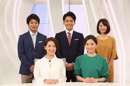 フジ椿原慶子&松村未央アナ『THE...