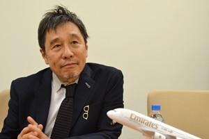 成田へA380再導入に続くエミレー...