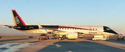 三菱航空機は10月24日、次世代リージョナルジェット機MRJ(Mitsubishi RegionalJet)に関するWEB情報発信ツール「MRJ Newsletter」第28号で進捗を発表。飛行試験機4号機は、8~9月にかけてアリゾナ州メサ...