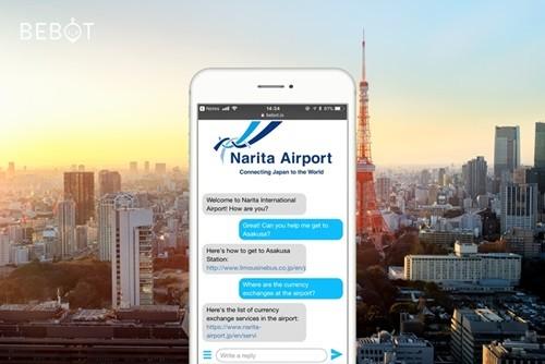 ビースポークは11月14日より、訪日外国人向けAI(人工知能)チャットコンシェルジュ「Bebot(ビーボット)」のサービス提供を、成田国際空港向けに開始する。訪日外国人はスマートフォンを通じて、空港や日本での旅行に必要な情報を英語で取得する...