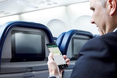 デルタ航空(本拠: アトランタ)はこのほど、機内Wi-Fiを利用してスマートフォンからのテキストメッセージを無料で送信できるサービスを開始した。これまでは、機内エンターテインメント「デルタ・スタジオ」やデルタ航空ホームページへのアクセス以外...