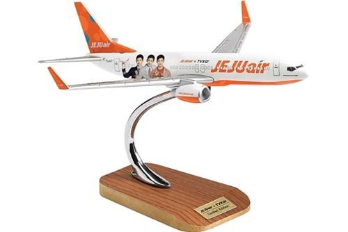 LCCのチェジュ航空(本拠地: 韓国)は11月13日、自社イメージモデルである東方神起を活用した特化商品販売など、日本人と韓国国内向けマーケティングを本格化することを発表した。