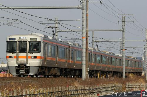 JR東海、東海道本線でのパンタグラフ・電力設備損傷について説明 ...