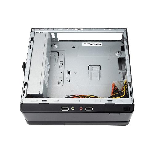 内部構造をマザーボード側とデバイス側に分ける2層構造