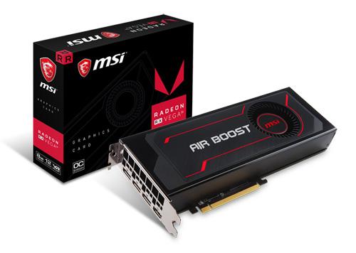 Radeon RX Vega 56 Air Boost 8G OC