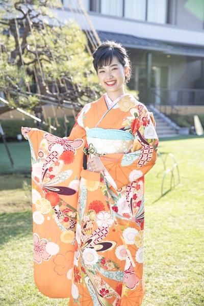 洋服が素敵な井頭愛海さん