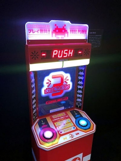 「PLAY!スペースインベーダー展」体験レポート