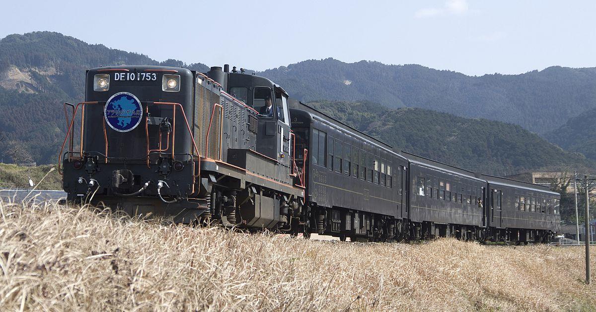 JR九州、日田彦山線復興支援企画「SL人吉」50系客車で日帰りの旅