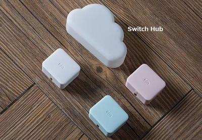 パソコン工房 AKIBA STARTUP、Switch Bot、Switch Hub