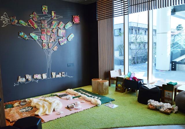 スターバックス コーヒー 目黒セントラルスクエア店 キッズスペース