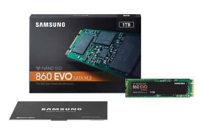 Samsung SSD 860 EVO(M.2)