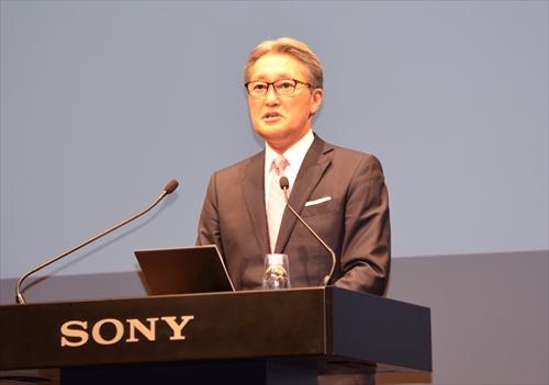 ソニー平井氏「一番苦しかったのは構造改革」- 任期6年を振り返って