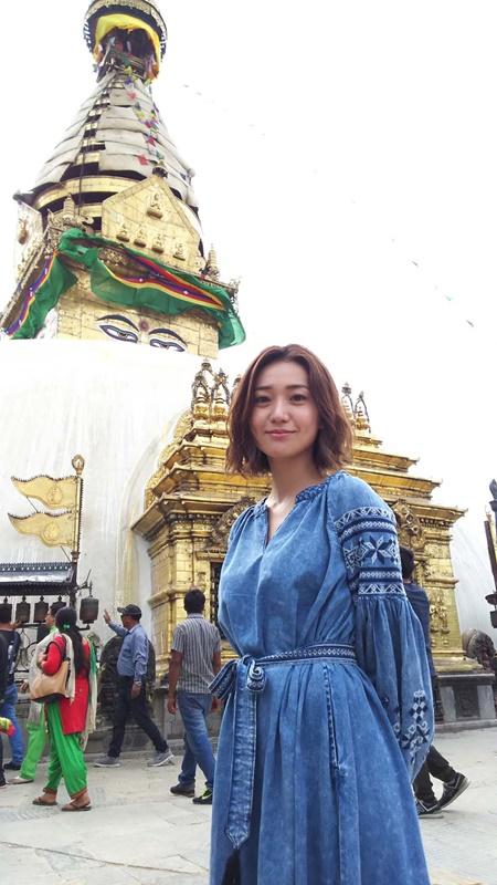 大島優子、ネパールでヒル地獄の...