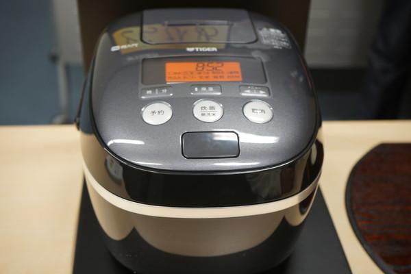 とらひめ専用の調理器「JPE-A10Z」