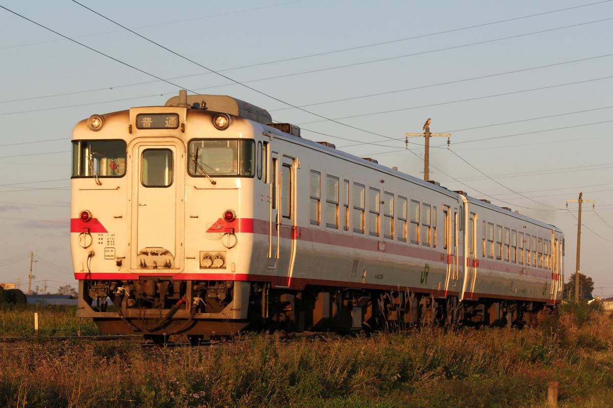 JR東日本「ありがとう八戸線キハ40系」3/16に見送りイベント開催