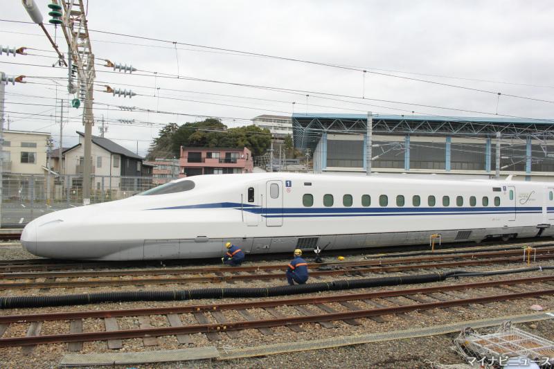 【異常な鼻の長さ】東海道新幹線の新型車両「N700S」お披露目へ YouTube動画>3本 ->画像>15枚