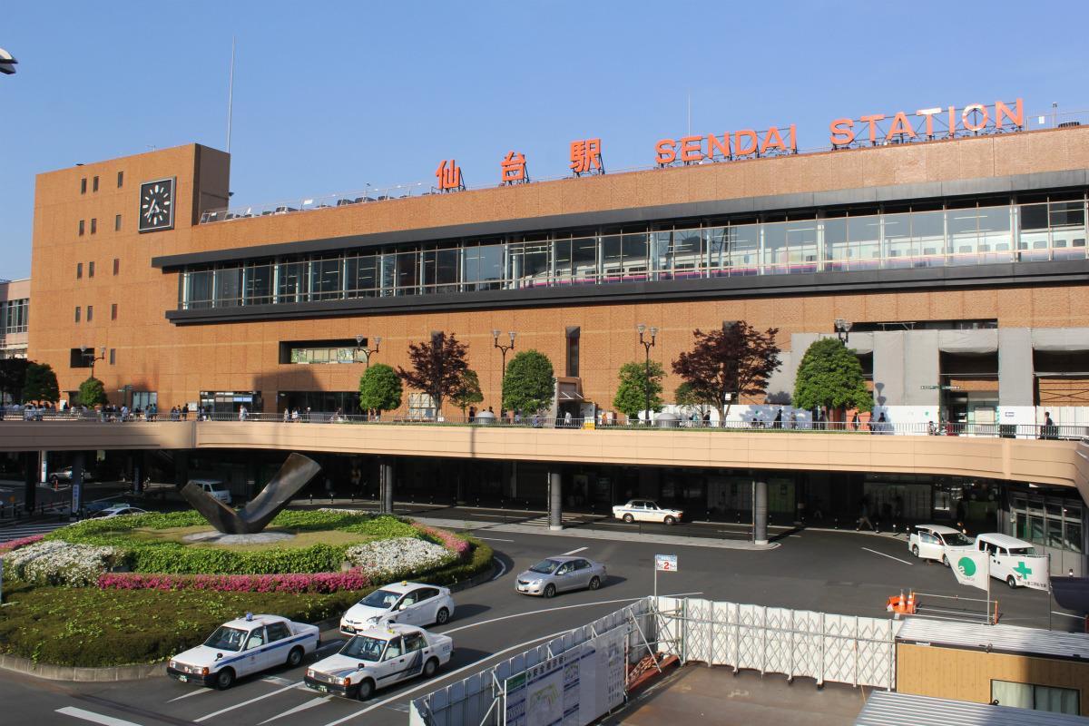 JR東日本、仙台駅発車メロディーに「HOUND DOG」「MONKEY MAJIK」