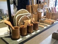 竹を使ったキッチンツールは、飾っておきたいほどオシャレ!