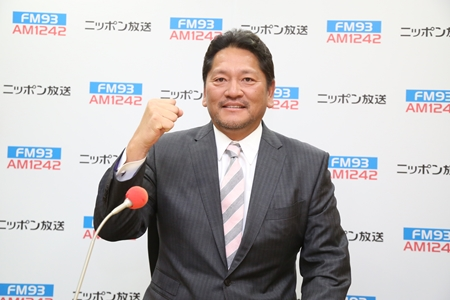 佐々木主浩氏、ニッポン放送『シ...