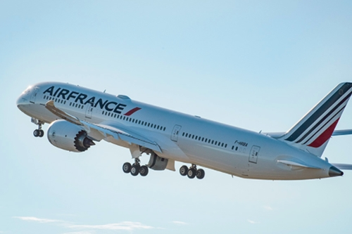 エールフランス パリ 関空線にボーイング787 9 新シートのプレエコ
