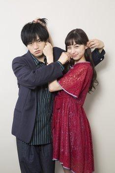 映画「ニセコイ」は中島健人&中条あやみのW主演、脱王子&脱
