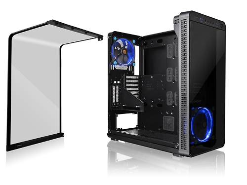Thermaltake製ミドルタワーケース「VIEW 37」