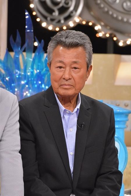 『ダウンタウンDX』に出演する梅宮辰夫\u003d読売テレビ提供