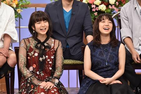 上白石萌音&萌歌姉妹がバラエティ初共演、ケンカエピソード告白