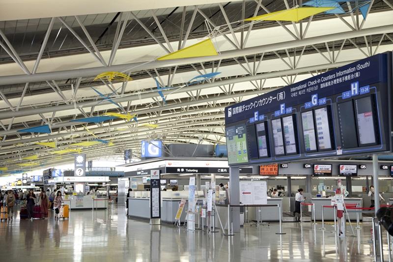 大阪北部地震、伊丹の欠航が82便に--関空の遅延は国際線出発便で最大3時間