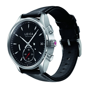 6ae4e06360 ライカの哲学を宿す機械式時計「ライカ Watch」 | マイナビニュース