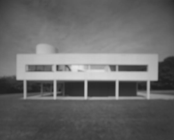 サヴォア邸も! 建築倉庫ミュージアムで有名作家13人の建築作品を37点展示