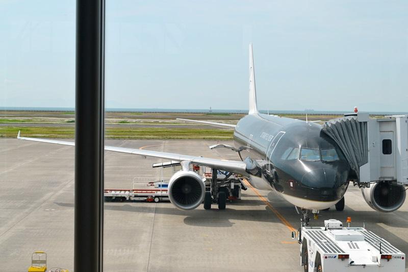 スターフライヤー、福岡=台北線断念--混雑空港での発着枠確保の問題で