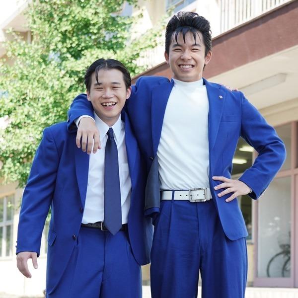 『今日から俺は!!』太賀&矢本悠馬も特徴的な原作ヘア再現